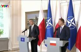Chính thức khai mạc Hội nghị Thượng đỉnh NATO tại Warszawa