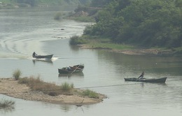 Tiếp tục cấp phép khai thác cát trên sông Cái