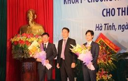 Hà Tĩnh: Khai giảng lớp học đào tạo kiến thức hội nhập cho thế hệ trẻ