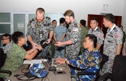 Lễ khai mạc Diễn tập thực địa chống khủng bố và An ninh hàng hải