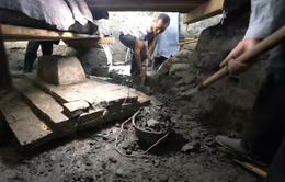 Trung Quốc khai quật thành cổ 2.000 năm tuổi