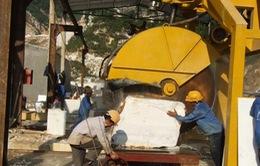 Sập mỏ đá tại Nghệ An, 4 người thương vong