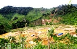 """""""Rút ruột"""" khoáng sản bằng vỏ bọc dự án tại Quảng Nam"""