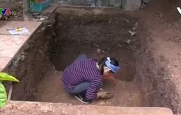 Khai quật khảo cổ di tích thời Tây Sơn - Nguyễn Huệ tại Huế