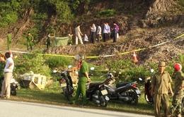 Người dân Huế phát hiện một phụ nữ tự thiêu giữa khu đất trống
