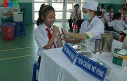 Tiêm vaccine sởi - Rubella miễn phí tại TP.HCM