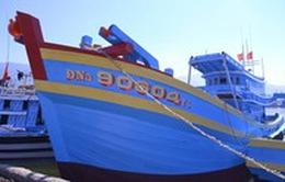 Tìm thấy thi thể một nạn nhân trong vụ tàu cá chìm ở Thanh Hóa