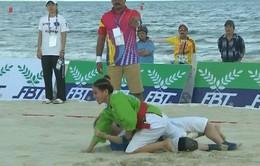 Khán giả hào hứng với những môn thể thao lạ tại ABG5