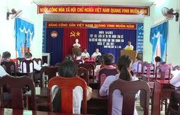 Cử tri Khánh Hòa: Cần sửa đổi các tiêu chí điều tra hộ nghèo
