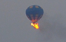 Nguyên nhân vụ khinh khí cầu bốc cháy khiến 16 người thiệt mạng ở Mỹ