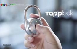 TappLock – Ổ khóa dùng cảm biến vân tay