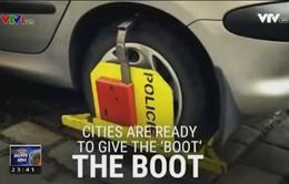Barnacle - Thiết bị khóa xe ô tô chỉ được mở khi tài xế nộp phạt trực tuyến
