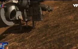 Máy khoan tìm sự sống ngoài hành tinh