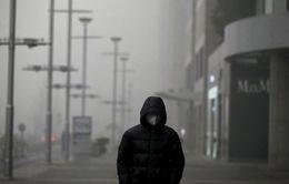Khói mù nghiêm trọng tại Trung Quốc
