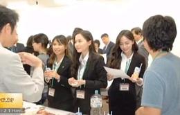 Nhóm nữ sinh Việt Nam giành giải Ý tưởng khởi nghiệp tại Nhật
