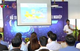 TP.HCM: Hỗ trợ ý tưởng khởi nghiệp mang tính đột phá