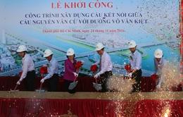 Xây đường dẫn kết nối cầu Nguyễn Tri Phương với đại lộ Võ Văn Kiệt