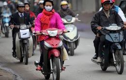 Không khí lạnh tăng cường, mưa lớn diện rộng từ Quảng Trị đến Bình Định