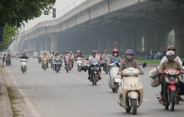 Chất lượng không khí Hà Nội được cải thiện, vẫn còn nơi xấu đi