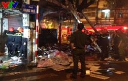 """Cháy nổ """"rình rập"""" các hộ kinh doanh tại phố cổ Hà Nội"""