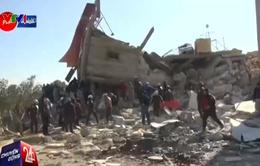 Syria: Không kích tại bệnh viện, trường học, 50 người thiệt mạng