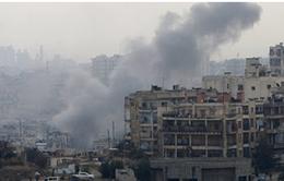 Syria: Quân nổi dậy pháo kích bệnh viện dã chiến của Nga tại Aleppo