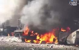 Hàng chục người thiệt mạng trong đợt không kích mới tại Syria