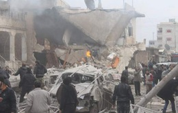 IS tấn công một thị trấn ở Syria, 30 dân thường thiệt mạng
