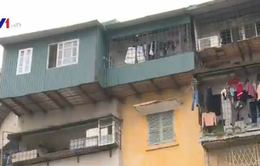 Các khu tập thể cũ được phép xây cao 21 - 24 tầng