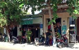 Bắt khẩn cấp nhóm thanh niên đâm chết học sinh lớp 9 trước cổng trường ở Bình Thuận