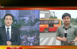 Người dân Jakarta đặt hoa tưởng niệm các nạn nhân vụ đánh bom