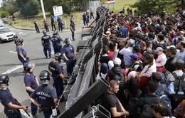 Khu vực Schengen đứng trước nguy cơ đổ vỡ
