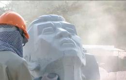 Khu tưởng niệm Chiến sĩ Gạc Ma sẽ hoàn thành giai đoạn 1 vào tháng 7 năm nay