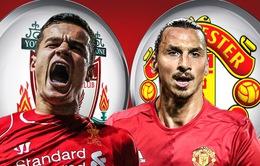 Lịch trực tiếp vòng 8 Ngoại hạng Anh: Rực lửa đại chiến Liverpool – Man Utd