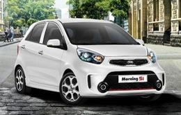 Top 10 mẫu xe bán chạy nhất tháng 8 tại Việt Nam: Kia Morning lên đỉnh