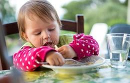Vì sao nên cho trẻ ăn thức ăn thô sớm?