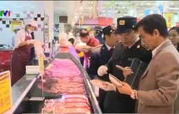 Kiểm tra sát sao việc kinh doanh sản phẩm từ động vật tại Hà Nội