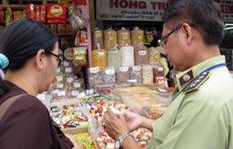 Tăng cường kiểm tra an toàn thực phẩm Tết