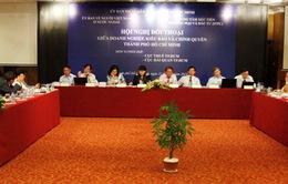 Lãnh đạo TP.HCM đối thoại với doanh nghiệp