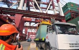 Kim ngạch xuất nhập khẩu của Trung Quốc tiếp tục giảm mạnh