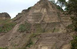 Phát hiện một kim tự tháp mới ở Mexico