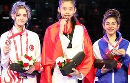 Thầy trò võ sỹ taekwondo Hồ Thị Kim Ngân chia sẻ về tấm HCV lịch sử
