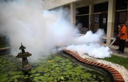 Thiếu hụt kinh phí chống bệnh sốt rét