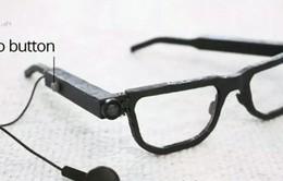 Cung cấp miễn phí kính thông minh dành cho người kiếm thị
