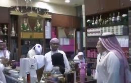 Doanh nghiệp tại Saudi Arabia phát đạt nhờ lễ hành hương
