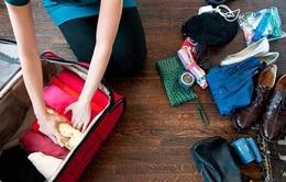 Tuyệt chiêu gấp quần áo siêu gọn khi đi du lịch
