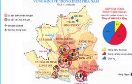 Vùng kinh tế trọng điểm phía Nam phát triển nhanh nhưng chưa bền vững