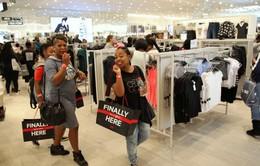 Nền kinh tế Nam Phi để mất vị trí thứ hai châu lục
