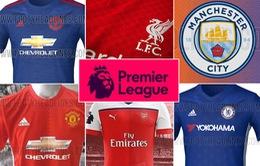 Rò rỉ mẫu áo đấu các CLB Anh mùa sau: Man Utd thay màu, Arsenal đổi kiểu
