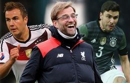 Jurgen Klopp ra tay, Liverpool sắp chiêu mộ được Mario Gotze